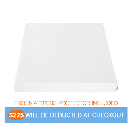 "Pause&Sleep 6"" Memory Foam Mattress"
