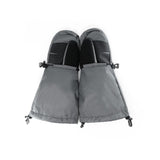 Mitaines pour enfants - Accented Black/Grey
