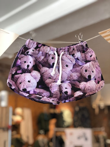 Shorts maillot Purple Bears, gr. 1Y