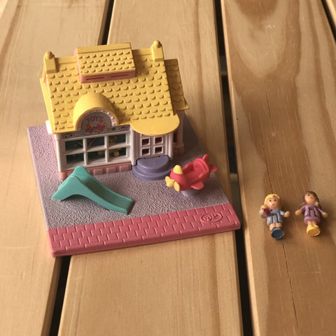 Coffret Polly Pocket Toy Shop House, 1993