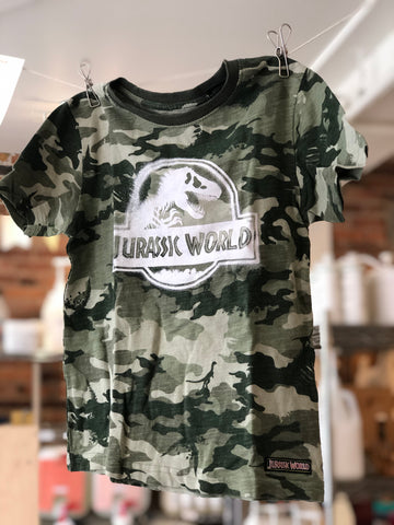 T-Shirt Jurassic World Zara Boys, gr. 5