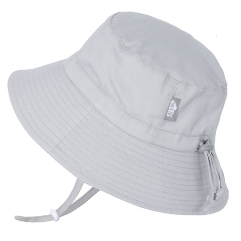Chapeau de protection solaire Bucket - Grey