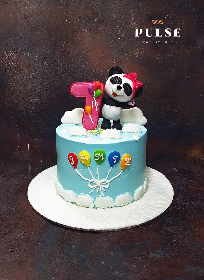 BEAR CAKE 6 Customized 2 Weeks Pulse Patisserie
