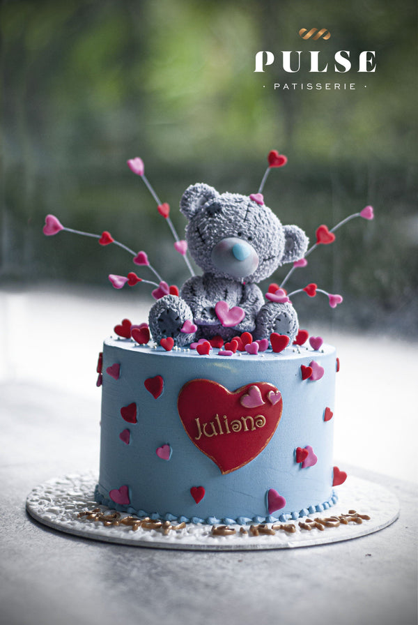 Bear Hugs Customized 2 Weeks Pulse Patisserie