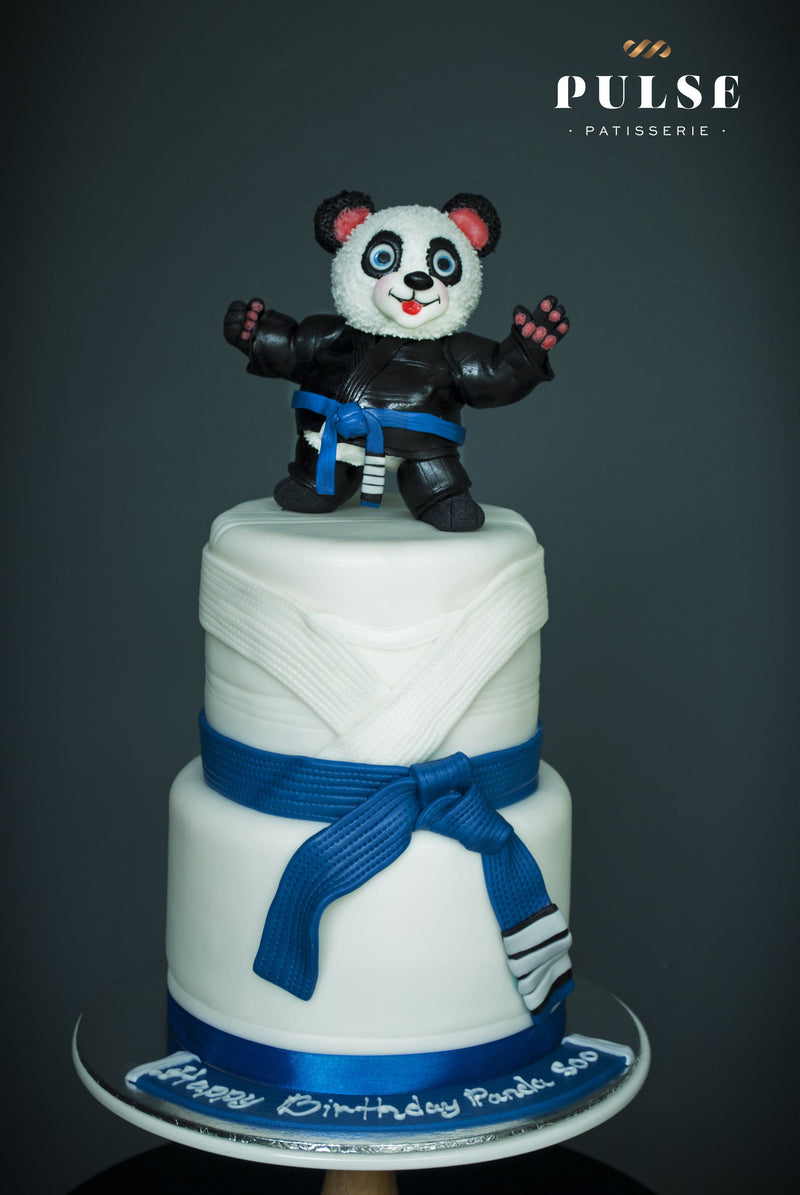 Black Belt Panda Customized 2 Weeks Pulse Patisserie