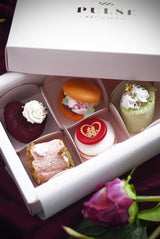 GUO DA LI- WEDDING BETROTHAL GIFTS Pastries & Gifts Pulse Patisserie