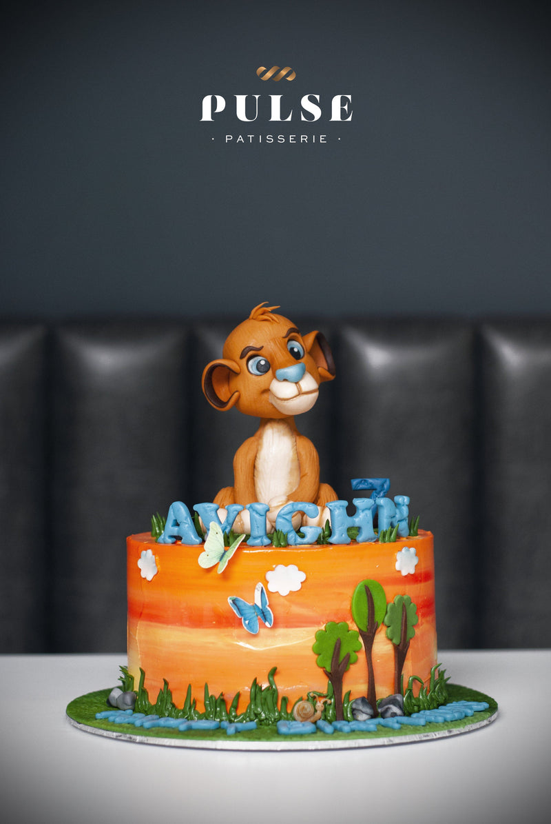 LION Customized 2 Weeks Pulse Patisserie