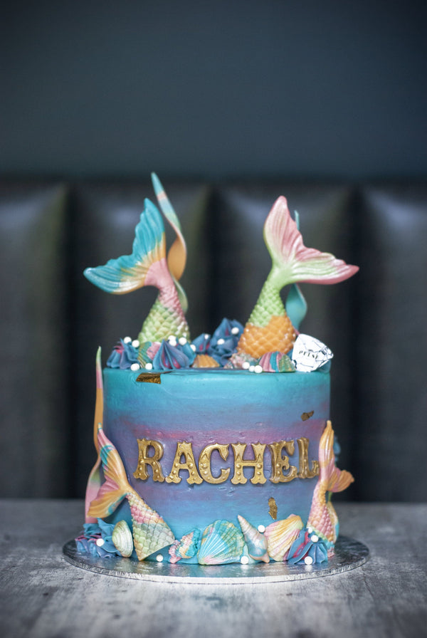 MERMAID CAKE Quick Buy Pulse Patisserie