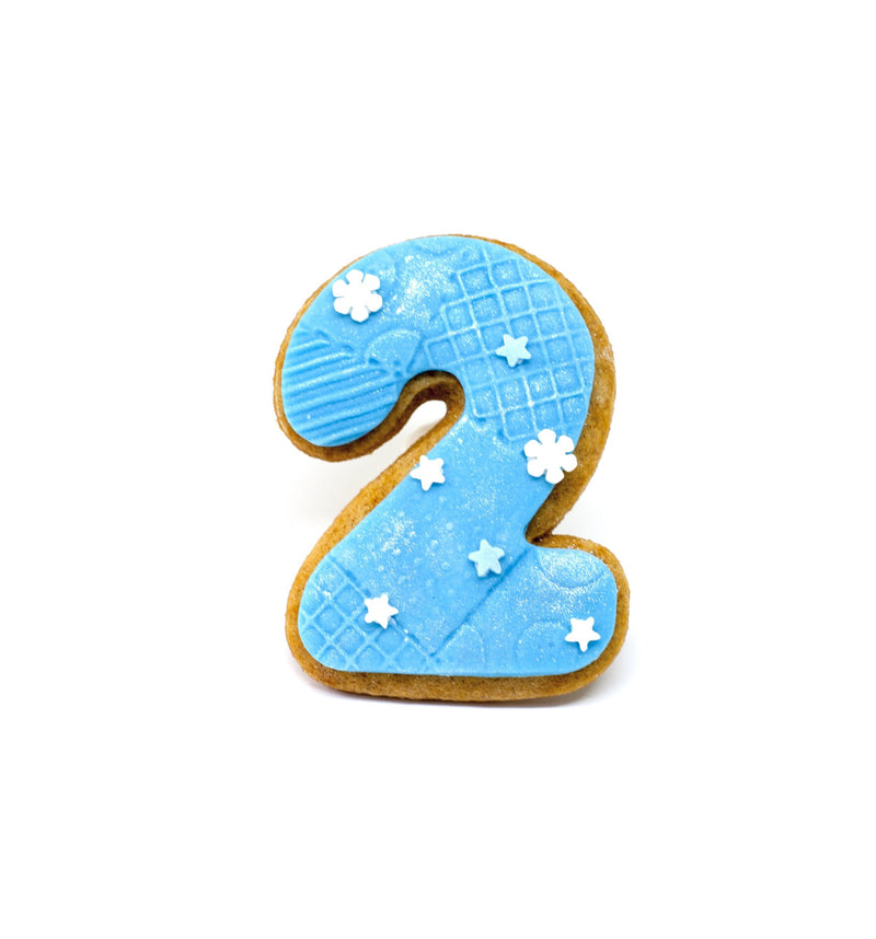 Number Cookie Pulse Patisserie