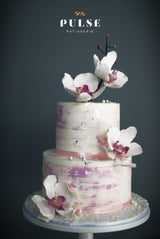 Orchids Wedding Pulse Patisserie