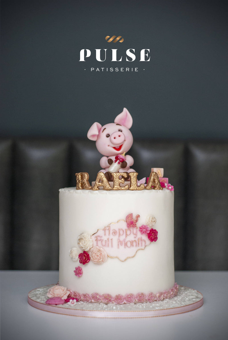 PIG GIRL Customized 2 Weeks Pulse Patisserie