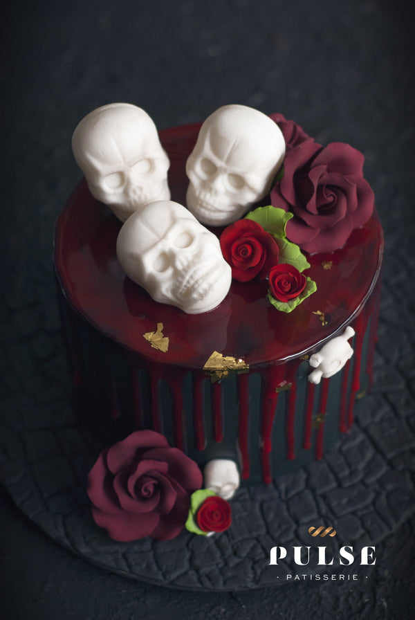 SKULLS & ROSES Quick Buy Pulse Patisserie