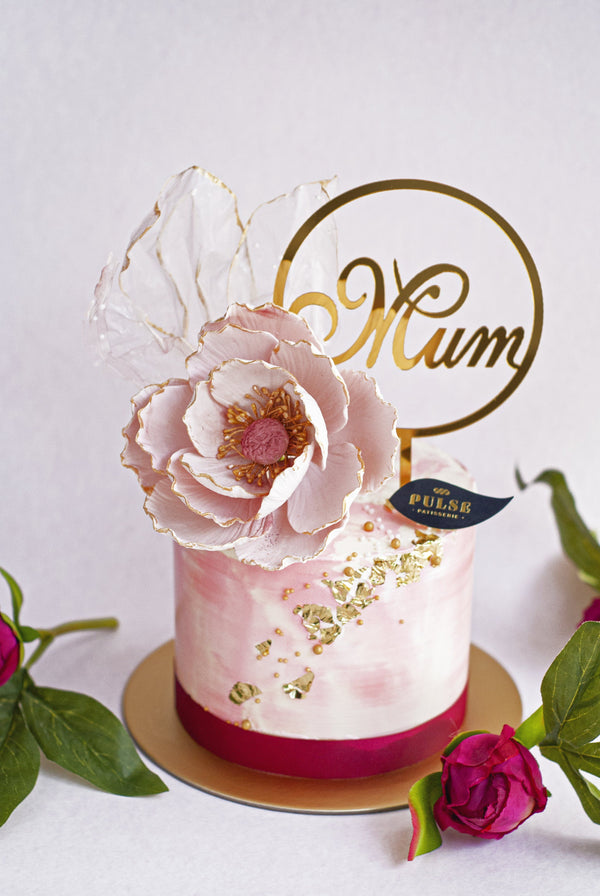 Super Mum Mothers Day 2021 Pulse Patisserie