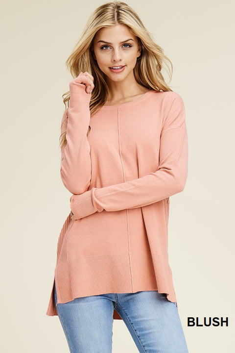 Comfy Pull-Over Sweater
