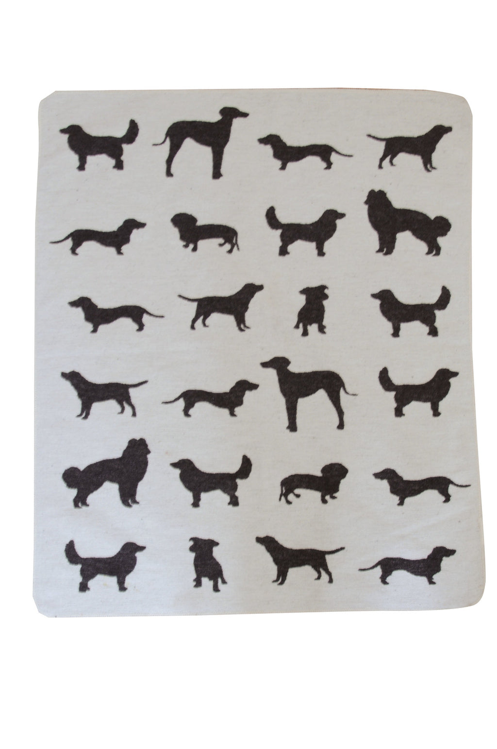 Dog Breeds Blanket