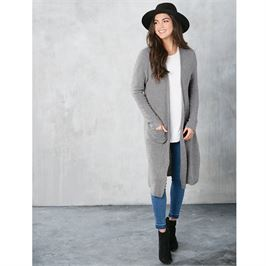 Anniston Cardigan Gray
