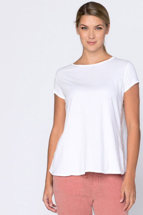 Benicia Top ~ White