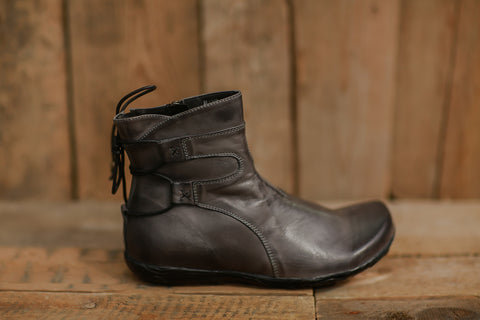 Ankle Bootie (Graphite) ~ 126