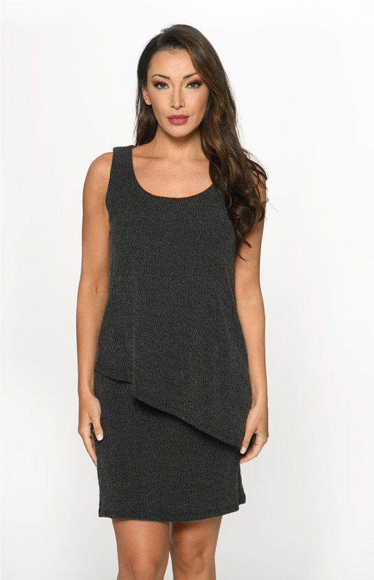 Sleeveless Smoke Dress