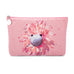 Glad To Be Me Pink Pouch ~ Small and Large Pouches
