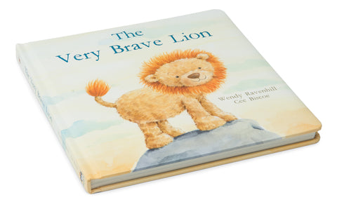The Very Brave Lion ~ Book