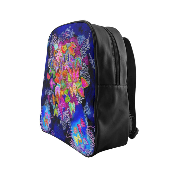 Butterfly Bloom Backpack
