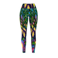 Treasure Tree Cut & Sew Sport Leggings
