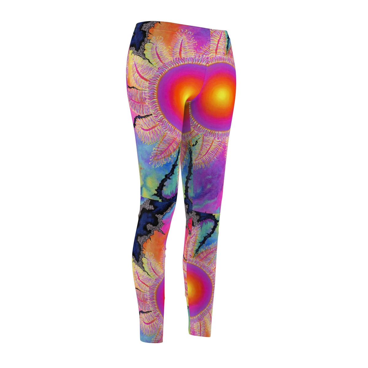 Kaleidoscope Sun Leggings