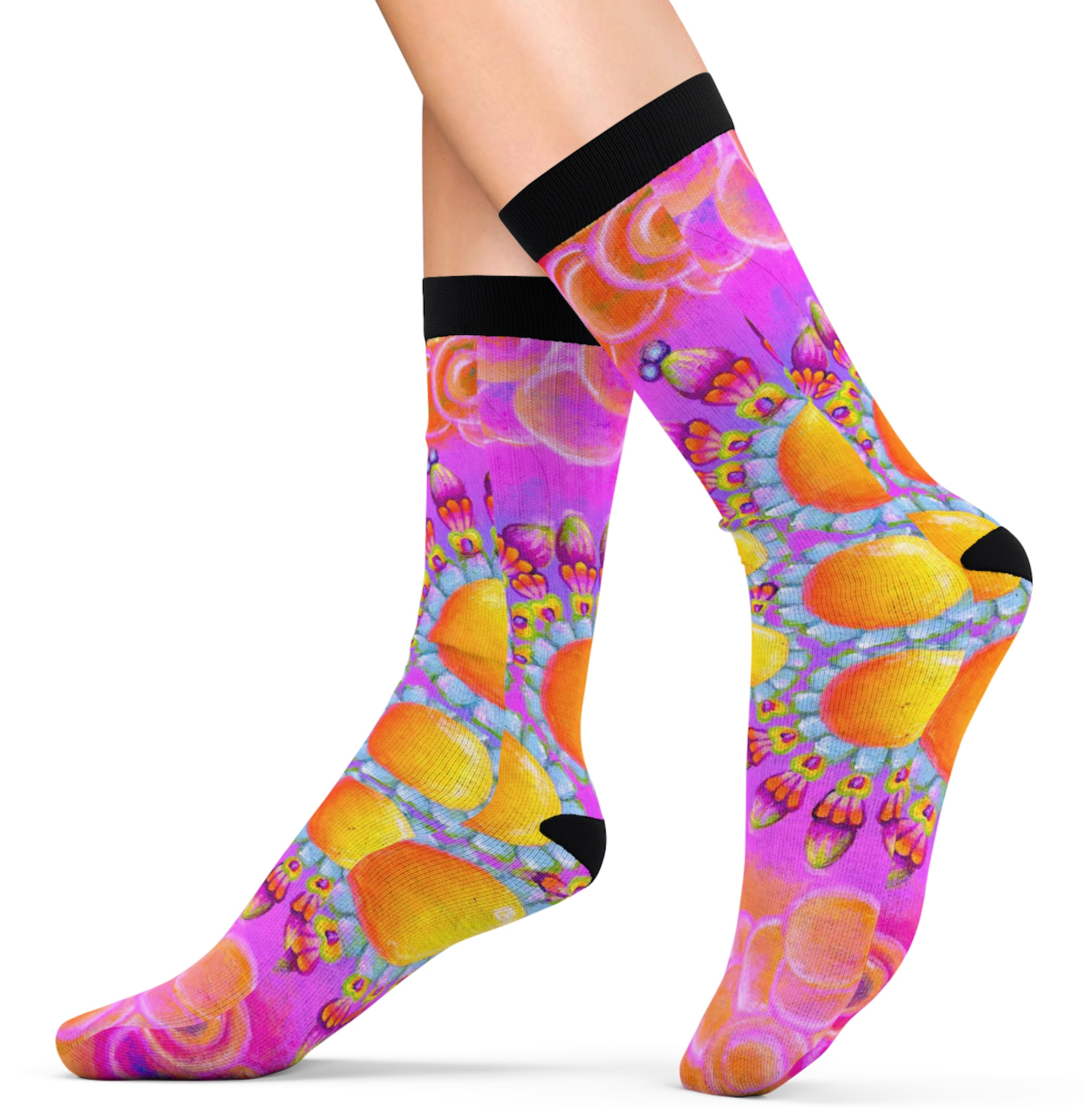 Magic Molecules Socks