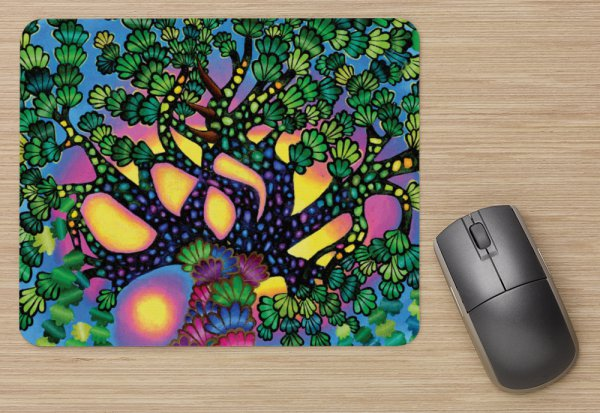 Treasure Tree Mousepad