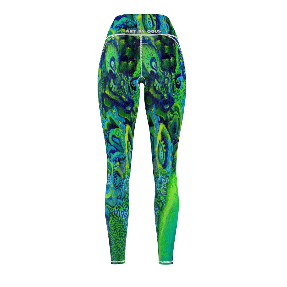 Emerald Kingdom Cut & Sew Sport Leggings