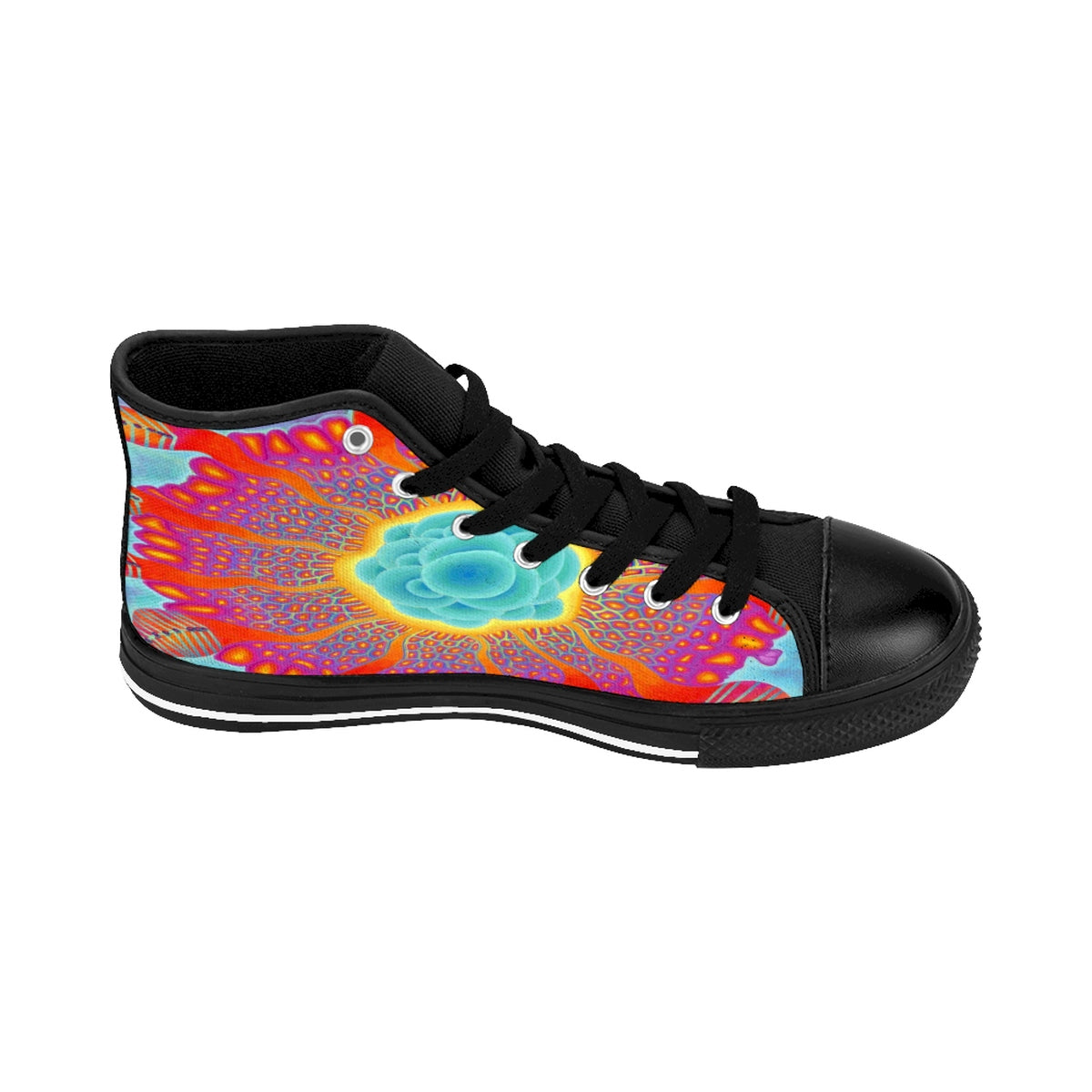 Undula High-top Sneakers