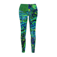 Emerald Kingdom Leggings