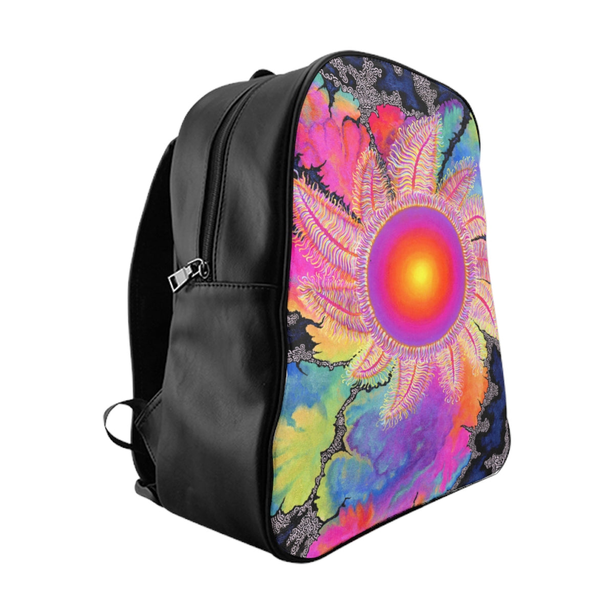 Kaleidoscope Sun Backpack