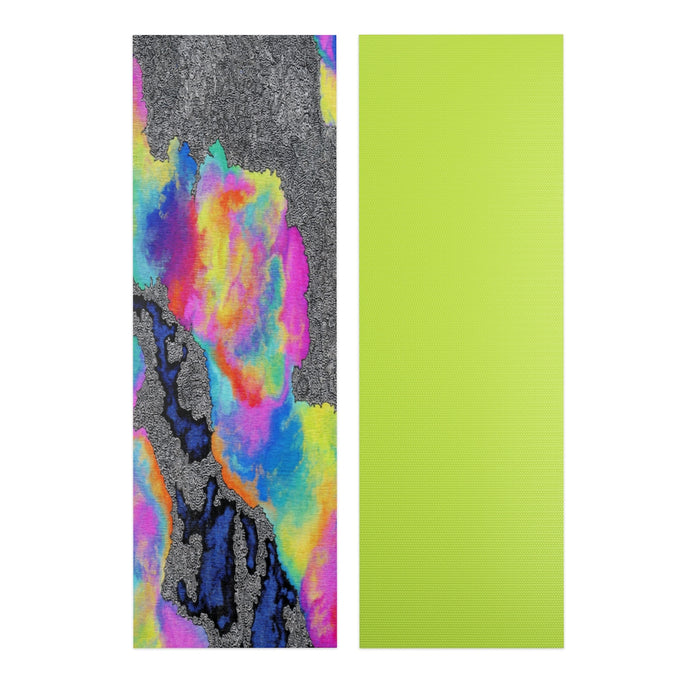 Taiga By Twilight Yoga Mat