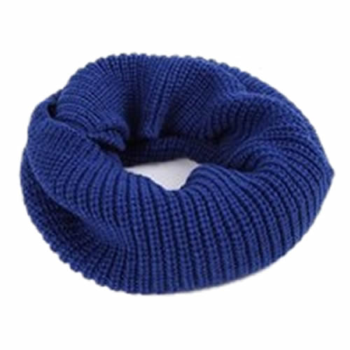 Winter Warm Infinity Knit Cowl Long Scarf