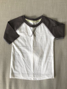100% Organic Cotton Raglan