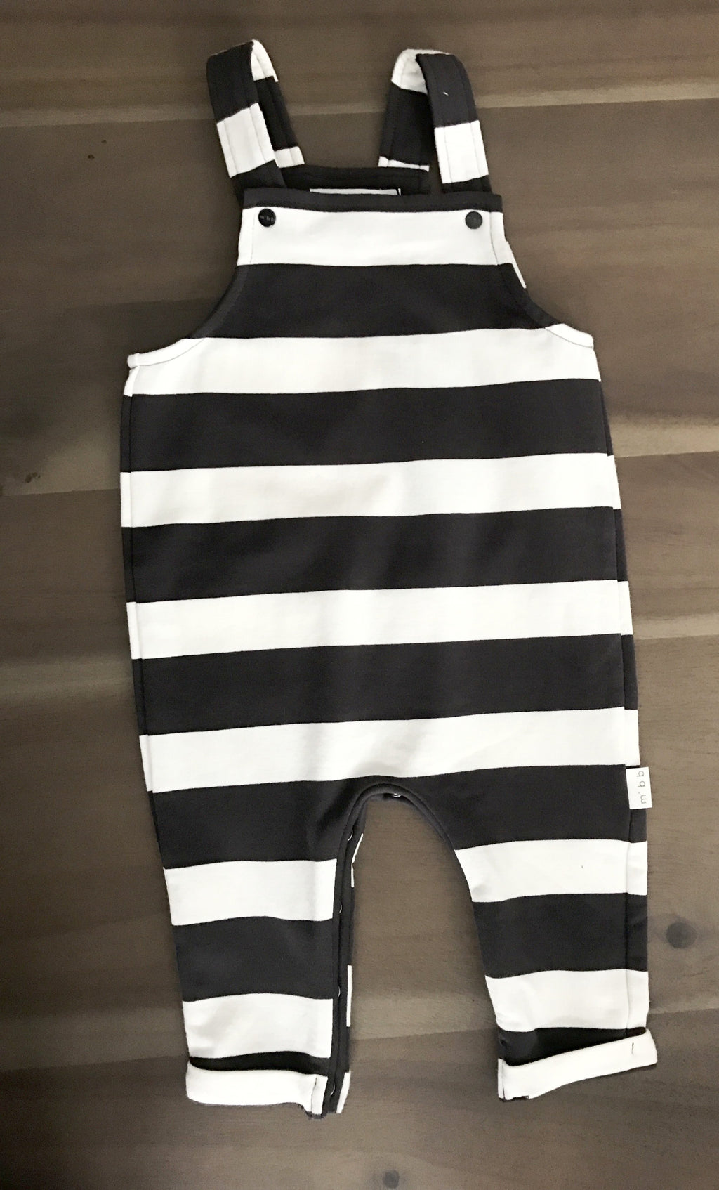 City Stripe Overall