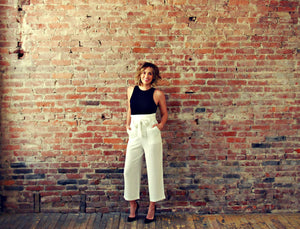 EMORY WIDE LEG PANTS