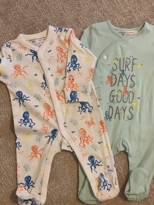 Surf Days 2-Pack Sleeper