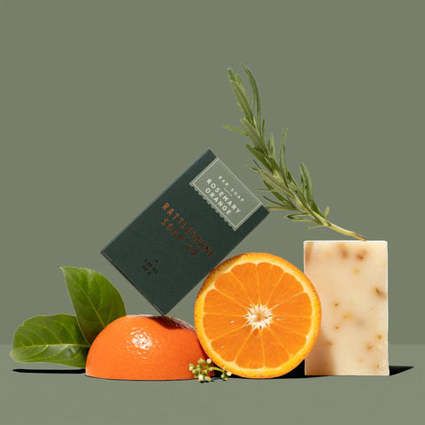 Rosemary and Orange Bar Soap