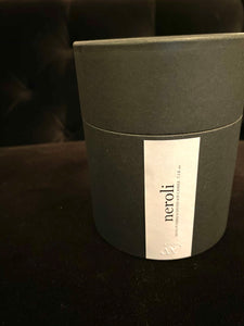 Minimalist Holiday Candle - Neroli