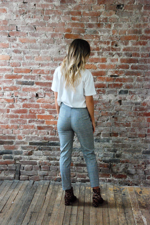 PRISCUS GREY PANTS