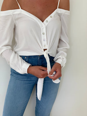 Hayley Off the Shoulder Blouse