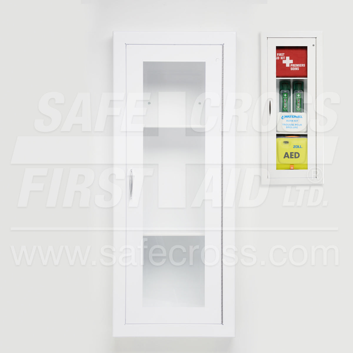 Safecross® Combination Wall Cabinets