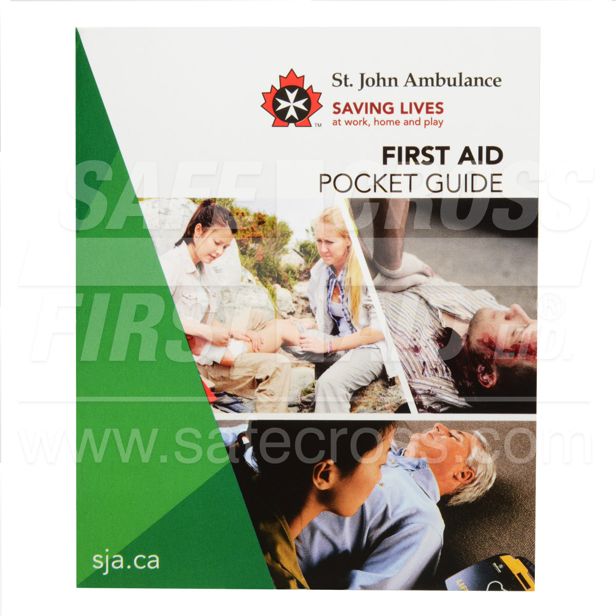 St. John Ambulance Pocket Guide©