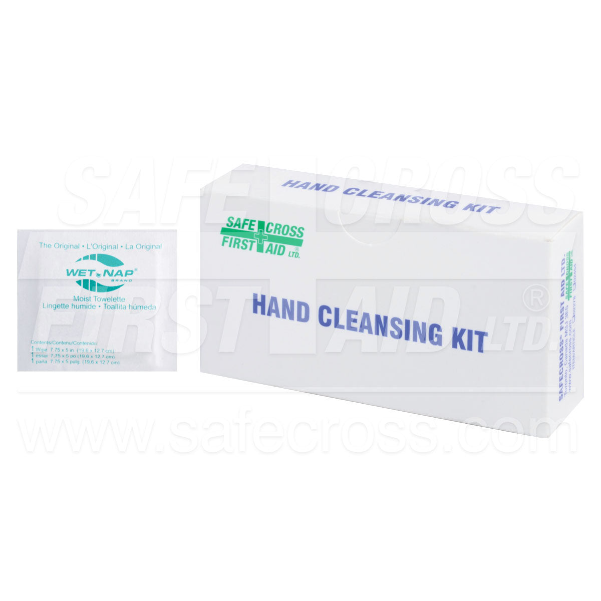 Hand Cleansing Moist Towelettes