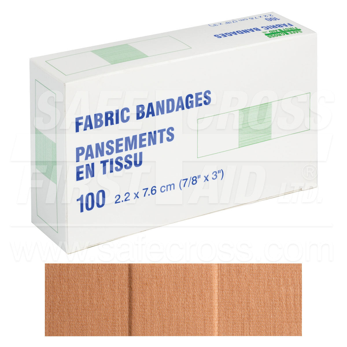 Coverplast® Classic Fabric Bandages Sterile