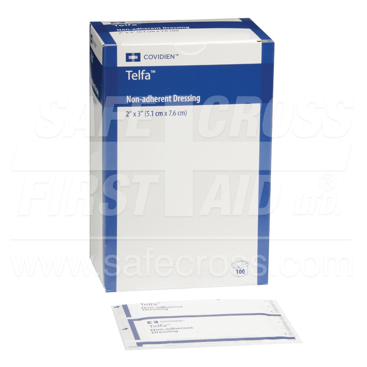 Telfa™ Non-Adherent Dressings Sterile