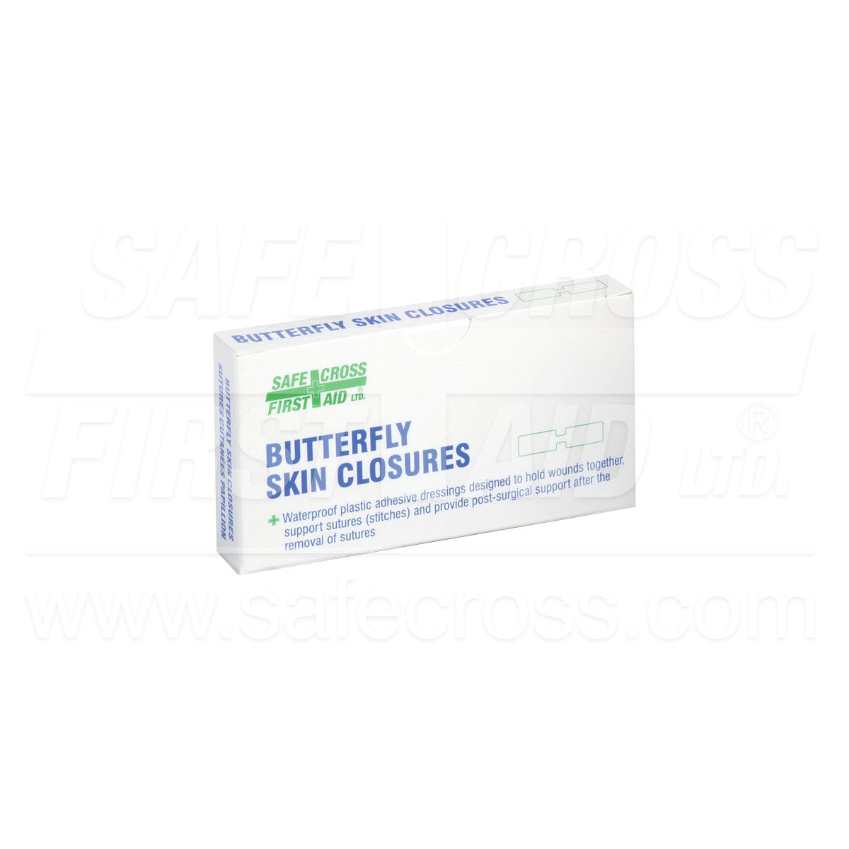 Butterfly Skin Closures Sterile